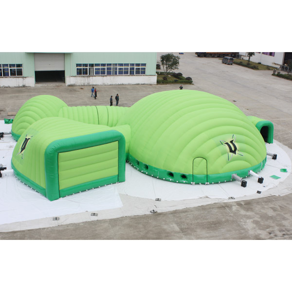 Large inflatable tents10
